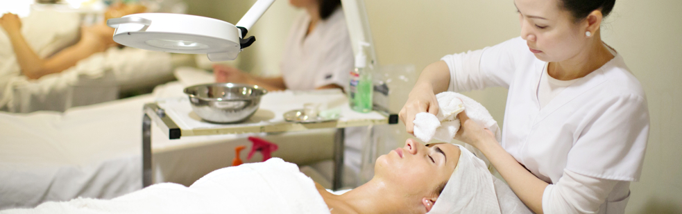 specialized skin care treatments at our clinic